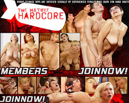 the mature hardcore