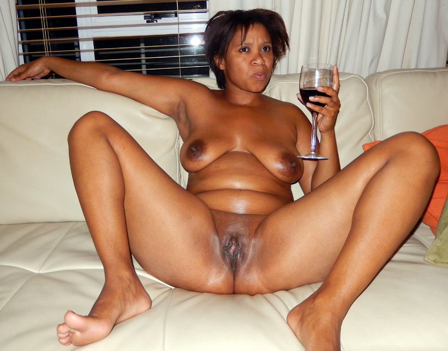 Nude mature ebony women