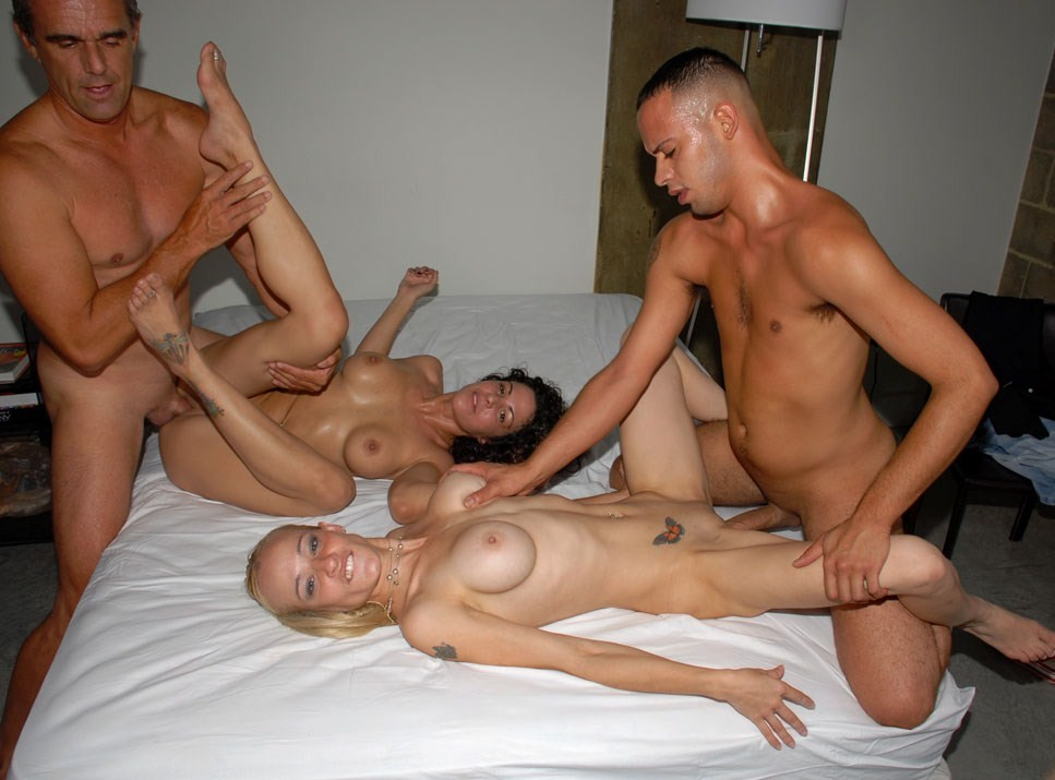 Private sexparty mit deutscher mutter homemade gangbang 4
