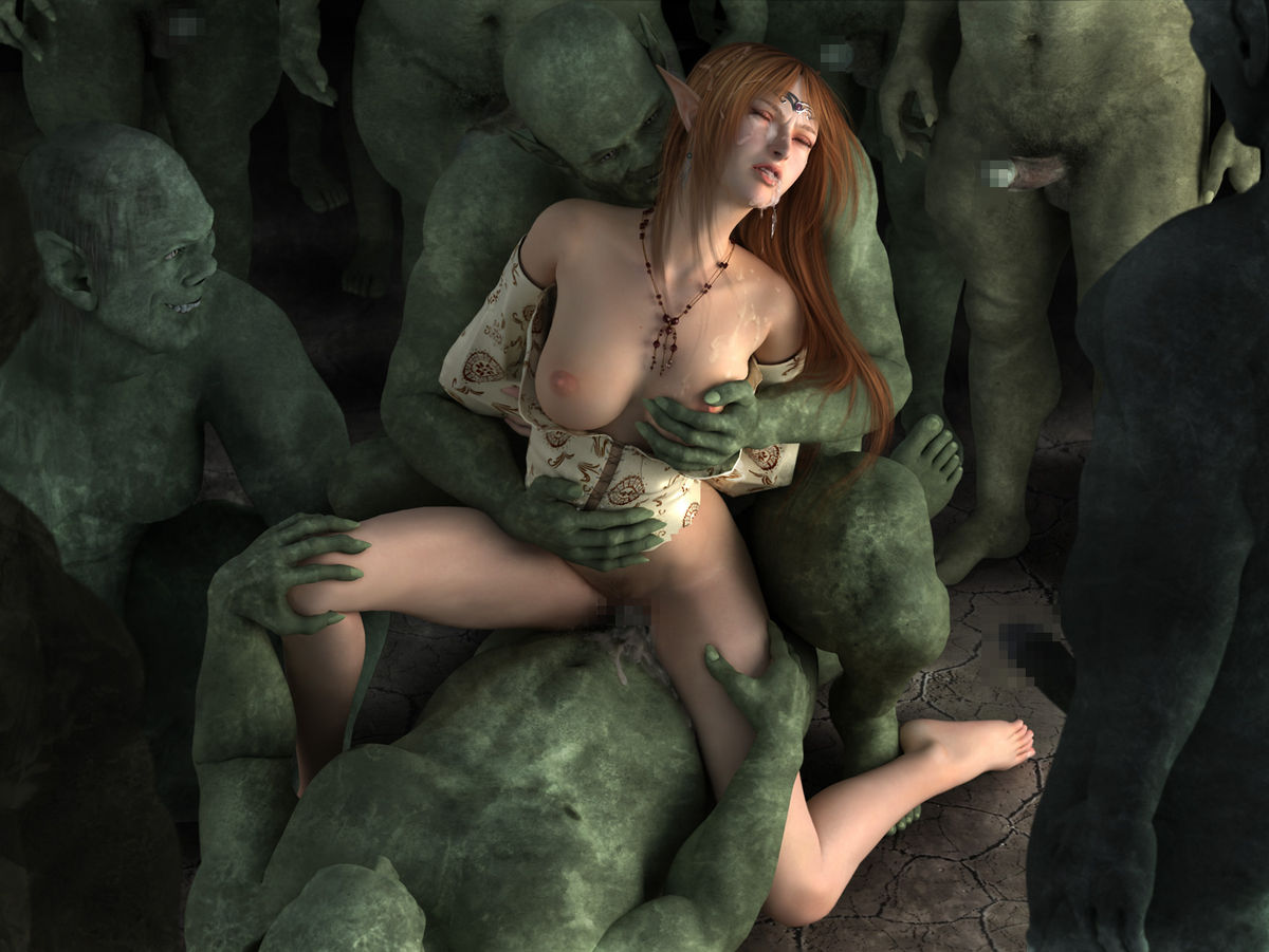 Orcs and elves sex porn xxx pic