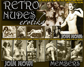 retro nudes erotica