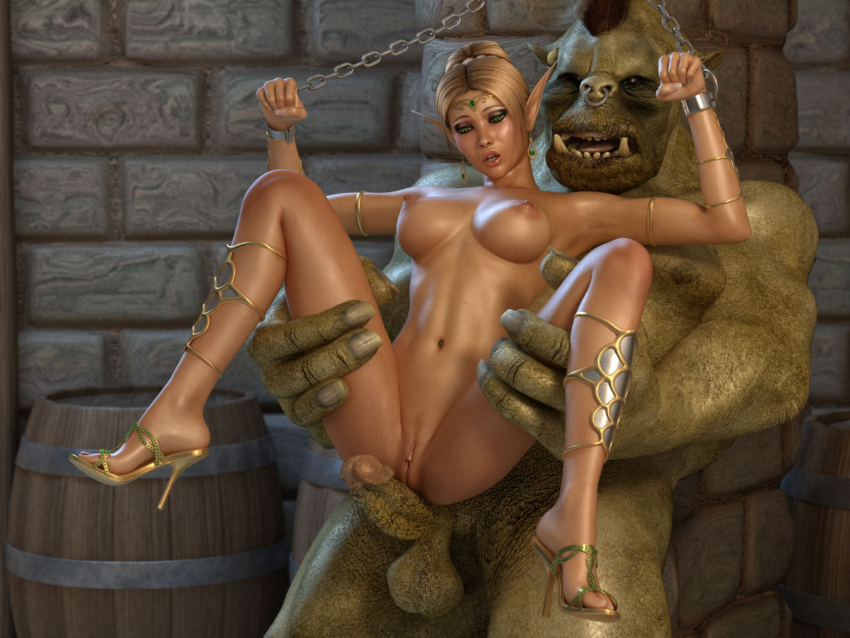 Orc fuck cute girl nackt gorgeous female