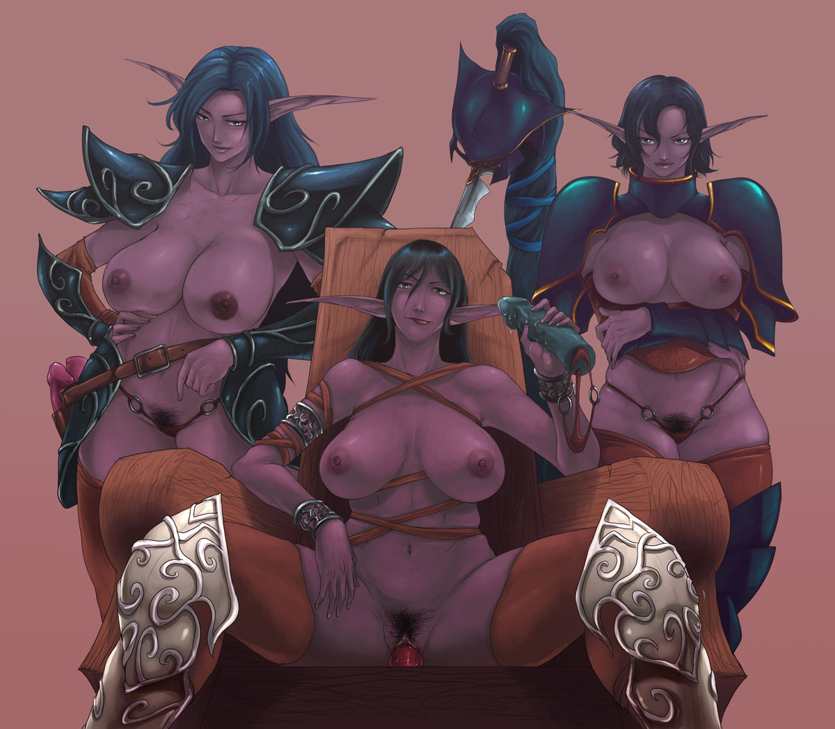 Foto porno warcraft 3 porn comic