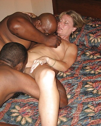 Amateur interracial swinger
