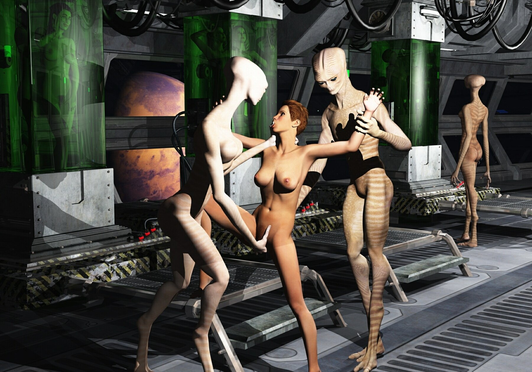 Naked elfes with aliens smut petite butts