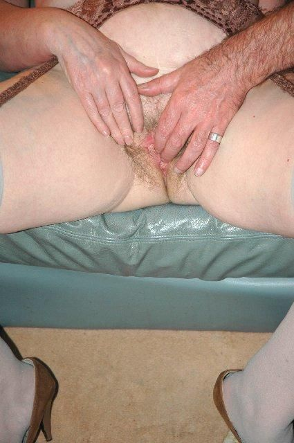 image Orally pleasured gilf sucks big dick