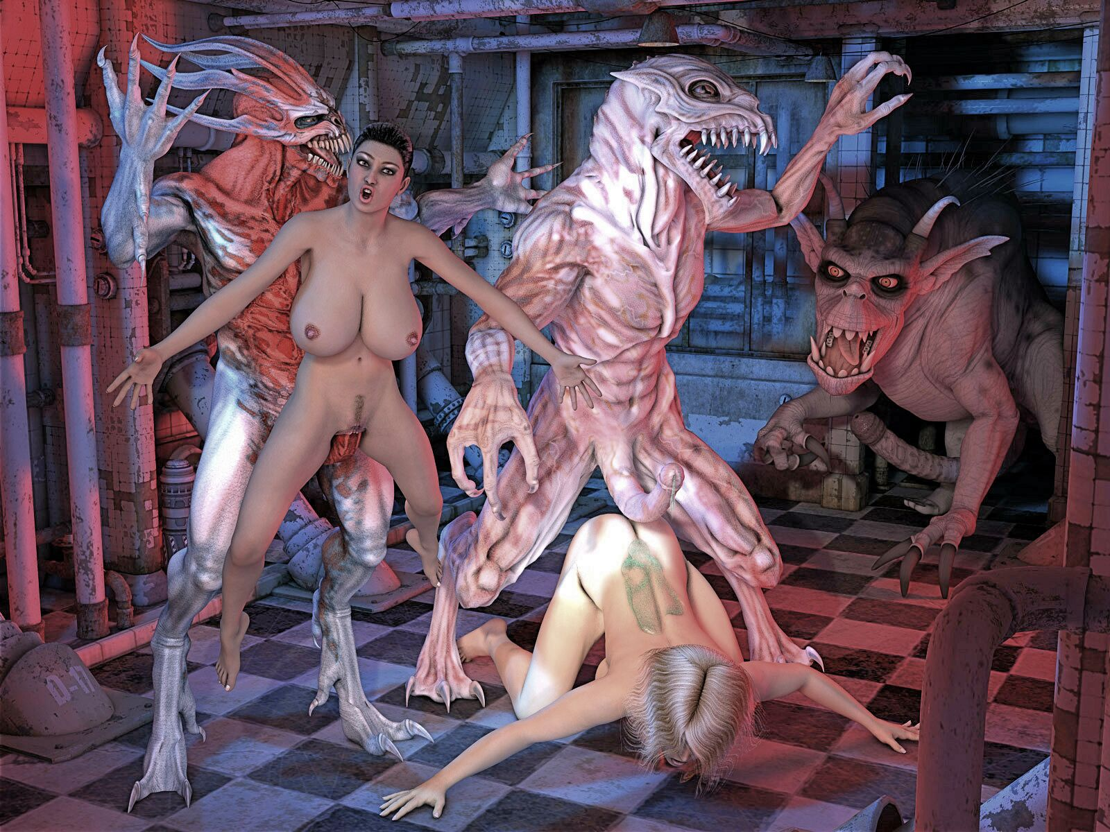 Alien fantasy fuck ass xxx photo