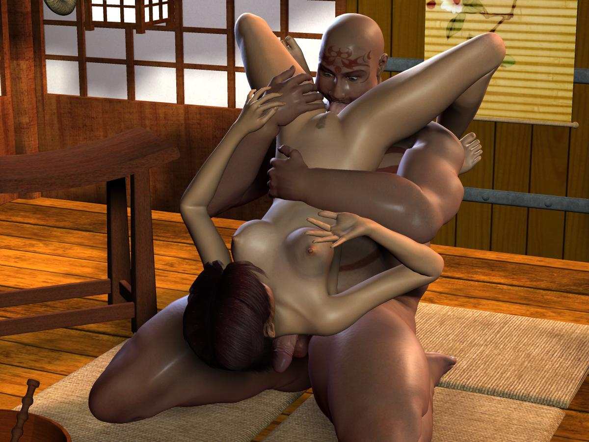 Anime sexi galeria 3d naked picture