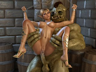 free 3d monster sexual congress