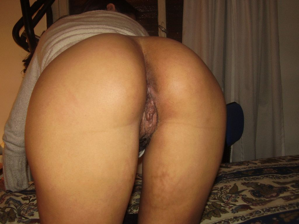 latina Amateur ass nude