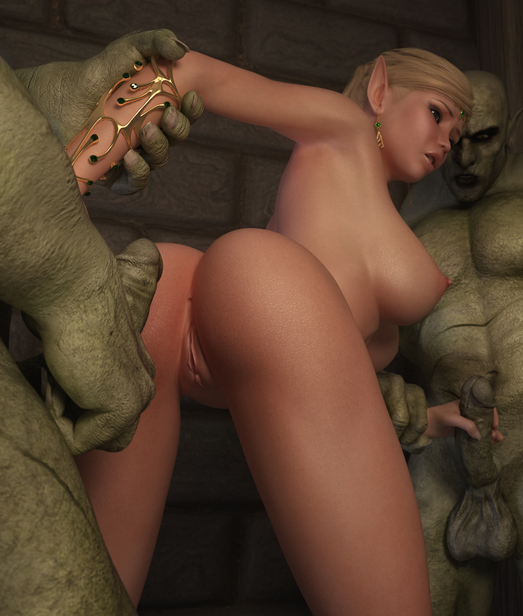 Free online 3d monster porn videos erotic scene