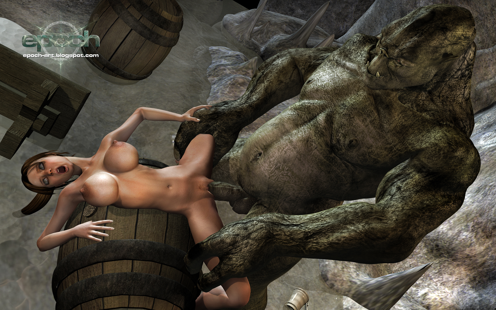 Fantasy porn alien monsters erotic images