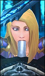 World of Porncraft Jaina Proudmoore and Sylvanas Windrunner porn