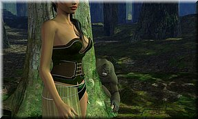 The World of Warcraft porn 3D babes in this pic is combining much in favour