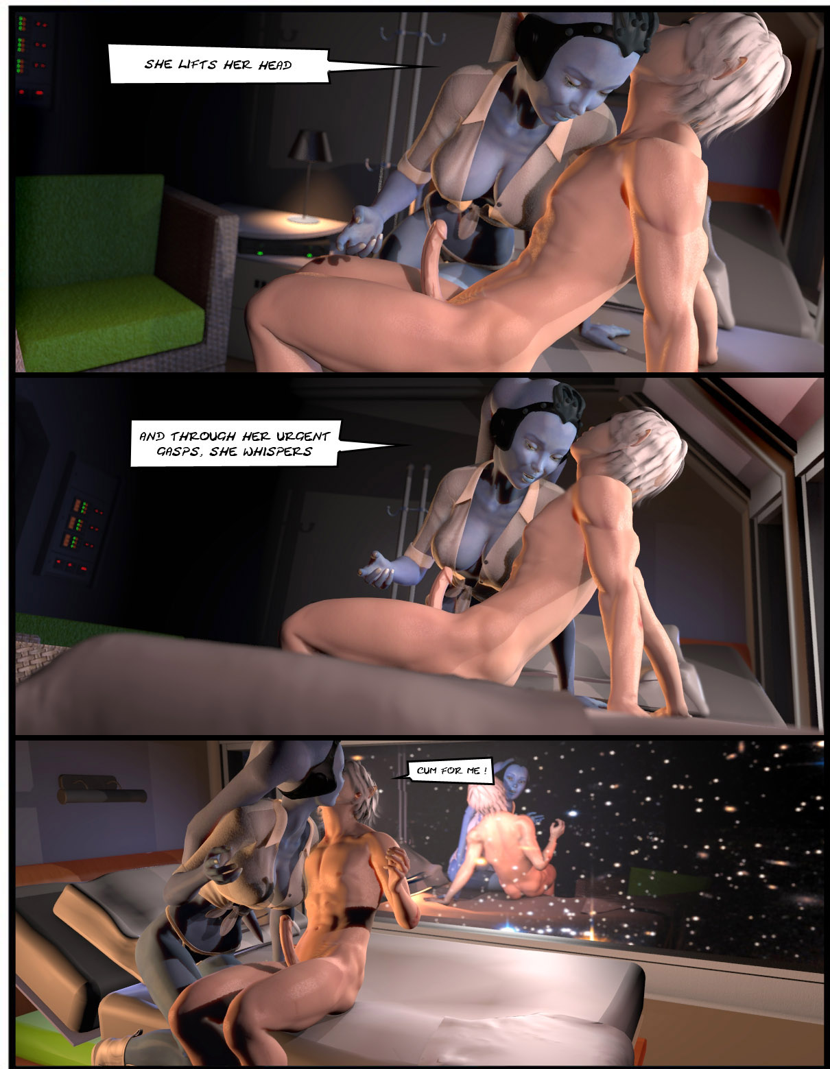 Monster sex story 3d free sex scenes