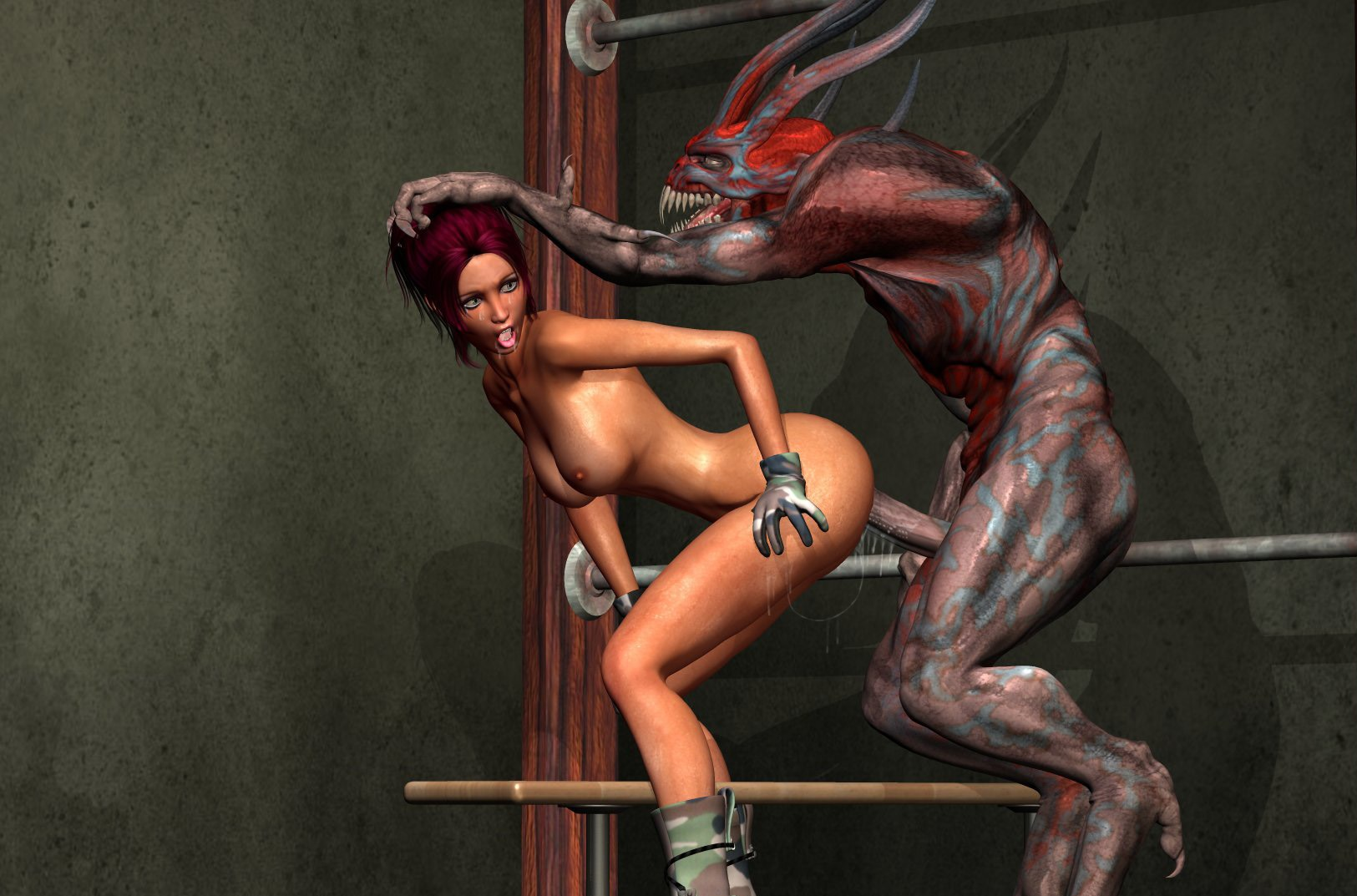 Monster devil porn pictures nude video