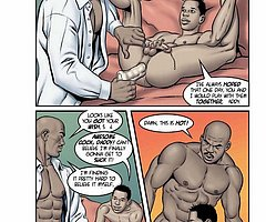 Adult gay comics