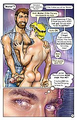Gay comics big gay black dick